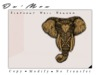 .::De'Mon::. Elephant Wall Art - Wall Hanger