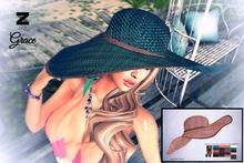 Grace Monaco Hat (HUD 21 colors) - Resizer menu