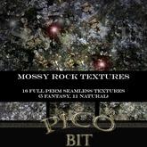 Mossy Rock Textures