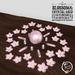 Schadenfreude Blossom & Crystal Grid