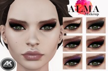 ALMA Makeup - Sharp - Akeruka