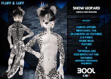 F&L - Snow Leopard - Kuroo Mod - Natural