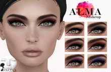 ALMA Makeup - Sharp - Lelutka