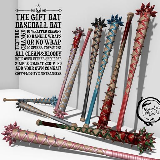 Schadenfreude The Gift Bat