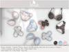 . BLUSH . Underwear Set (Clutter Decor) - 3 Colors