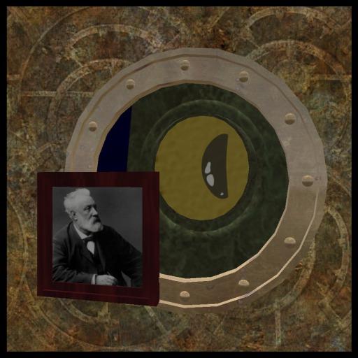 Homage to Jules Verne