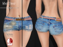 .::.What2Wear.::. Mini Shorts