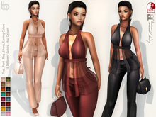 Bens Boutique -Maxine Outfit - Hud Driven