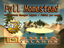 ZoHa Islands Full Homestead - Beautiful Private Islands