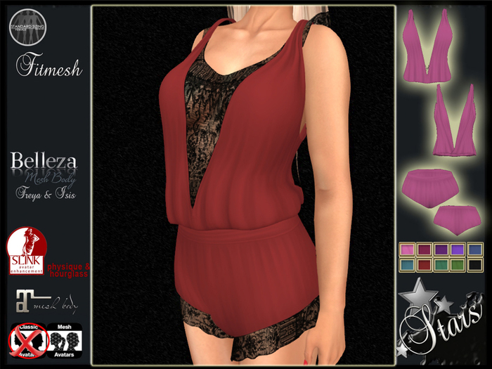 Stars - Maitreya clothes, Hourglass, Physique, Belleza - Jo