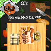 *GG* BBQ DINNER V 1.4 Box