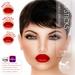 Oceane - Sultry Lipsticks 3 styles - Red Omega