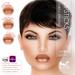Oceane - Sultry Lipsticks 3 styles - Natural [Omega]
