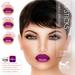 PROMO! Oceane - Sultry Lipsticks 3 styles - Plum [Omega]
