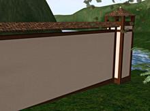 Elfico penso: Japanese Fence