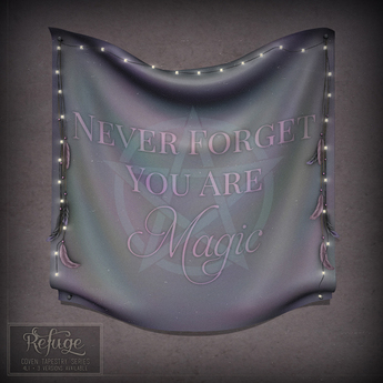 Refuge - Magic Tapestry