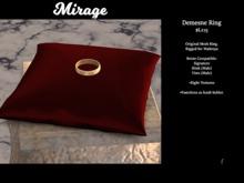 Mirage.NA - Demesne (Ring)