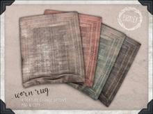 [Brixley] worn rug