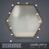 [Brixley] Cecilia mirror
