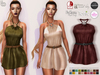 Bens Boutique - Katie Dress - Hud Driven Maitreya,Slink(all),Belleza(all),Tmp,Tonic(all)