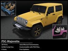 PSC-Majorette