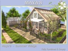 Maya's - Summer Village - Fully Furnished