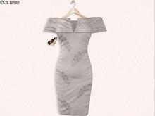 Igy Dress (W/HUD) Slink-Belleza-Maitreya-TPM-Tonic-eBody-Fitmesh .:Eclipse:.