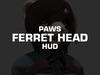 Paws Ferret Head - Controller HUD