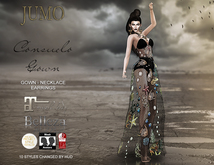 .:JUMO:. Consuelo Gown - ADD ME