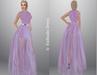 FaiRodis N4 dress sweet lilac+jewelry+stiletto pack