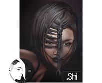 .Shi Hair : Octavia / Unisex . Mono