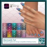 DMZ - Mermaids Tail nail applier