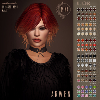 MINA - Arwen - All colors