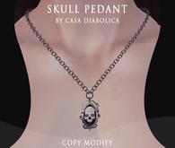 Skull Pedant