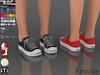 ::ROC:: Canvas Sneaker! Smile (FEMALE)