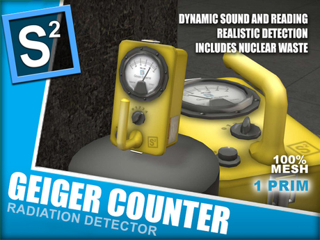 S2 Geiger Counter