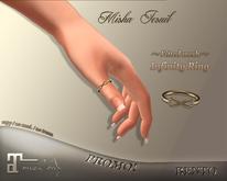 ~Misha Jesuil~ Bento Infinity ring PROMO!