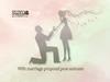 Marriage proposal pose1