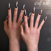 (AMD) Wolf Nails (wear to unpack)