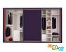 RJD Walkin Closet Purple