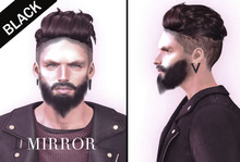 MIRROR - Bryan Hair -Black Pack-