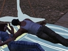 Yoga bed 003