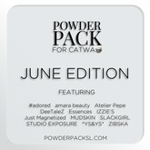 Powder Pack for Catwa June Edition