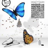 Schadenfreude Monarch/Morpho/Forester/Sulfur Butterfly Uberpack