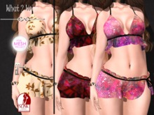 .::.What2Wear.::. Beach Outfit 3 colors