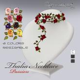 *Thalia Passion Necklace* by La Forgia Jewels