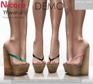 DEMO N-core MENORCA FatPack