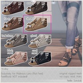 fri. - Nellie Sandals (Desert)