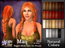 *LightStar-Hair-Astrid-Natural Colors