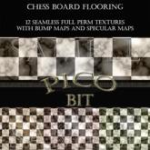 Chessboard Flooring Textures